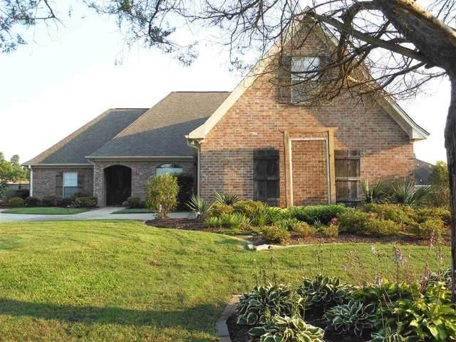 103 Hampton Hills Ct, Canton, MS 39046 (MLS #342939) :: eXp Realty