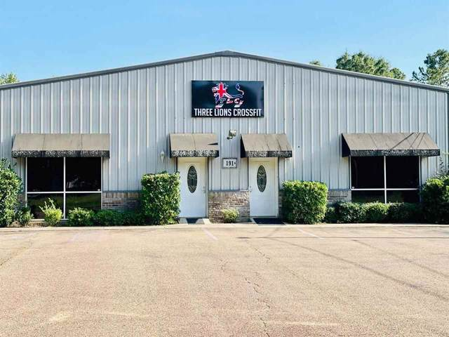 191 Spell Rd, Richland, MS 39218 (MLS #343191) :: eXp Realty