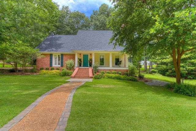 201 Coachman's Rd, Madison, MS 39110 (MLS #343332) :: eXp Realty