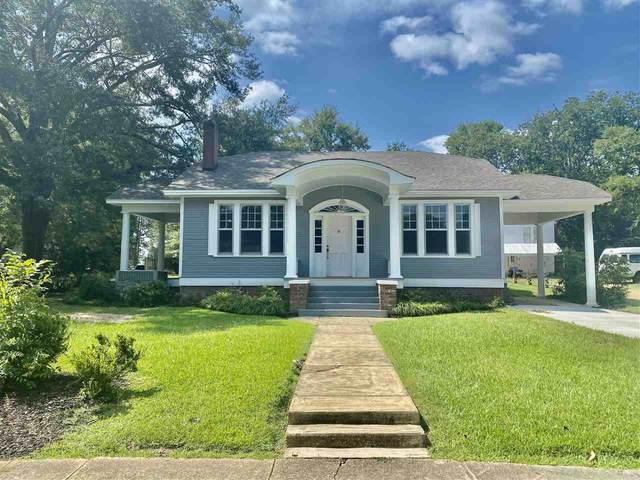 412 E Georgetown St, Crystal Springs, MS 39059 (MLS #343772) :: eXp Realty