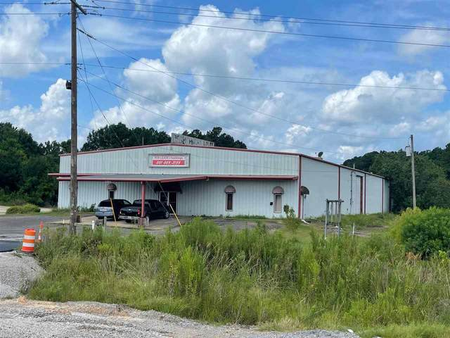 595 U S Highway 49 South, Richland, MS 39218 (MLS #343890) :: eXp Realty