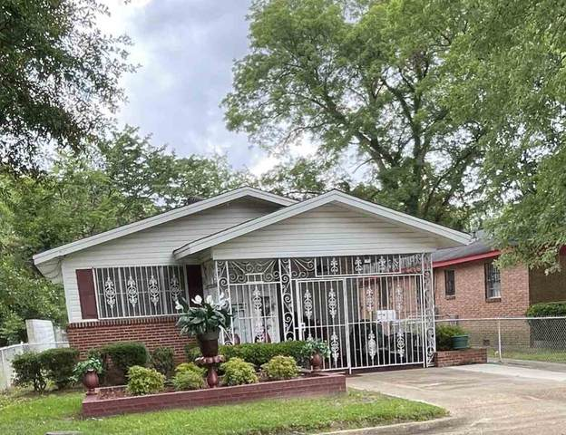 2126 Morton Ave, Jackson, MS 39213 (MLS #344000) :: eXp Realty