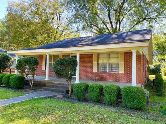 318 Pine St, Walnut Grove, MS 39189 (MLS #344190) :: eXp Realty