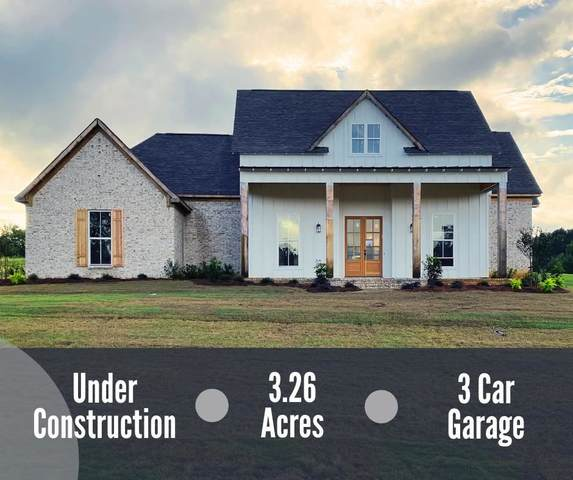 341 Driftwood Ln, Florence, MS 39073 (MLS #344312) :: eXp Realty