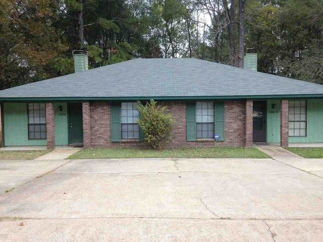 2040 Cooperwell Dr, Jackson, MS 39212 (MLS #344335) :: eXp Realty