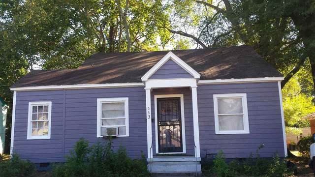 653 Winter St, Jackson, MS 39204 (MLS #344394) :: eXp Realty