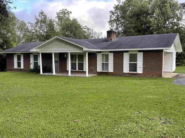 19134 Midway Rd, Terry, MS 39170 (MLS #344598) :: eXp Realty