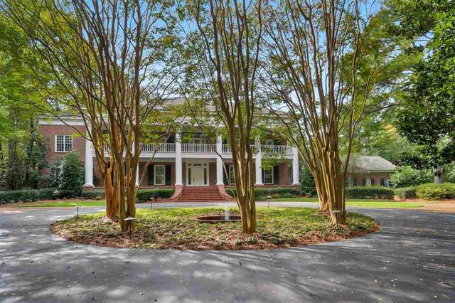 1915 Eastover Dr, Jackson, MS 39211 (MLS #344733) :: eXp Realty