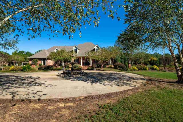 3340 Volley Campbell Rd, Terry, MS 39170 (MLS #344742) :: eXp Realty