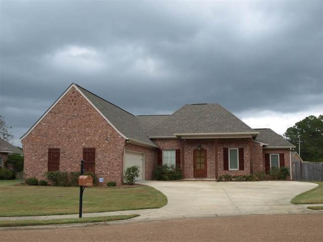 204 Stoney Ridge Rd, Clinton, MS 39056 (MLS #345045) :: eXp Realty