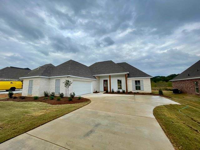 160 Glenwild Trail, Canton, MS 39046 (MLS #345062) :: eXp Realty