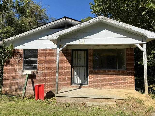 423 Main St, Canton, MS 39046 (MLS #345072) :: eXp Realty
