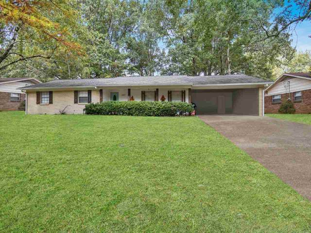 1207 Manchester Dr, Clinton, MS 39056 (MLS #345073) :: eXp Realty