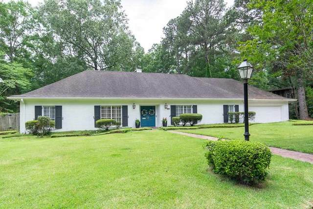 2241 Wild Valley Dr, Jackson, MS 39211 (MLS #345089) :: eXp Realty