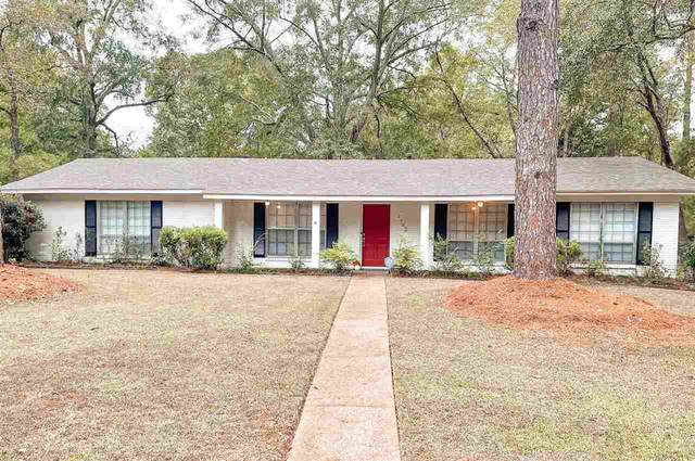 1602 Tanglewood Dr, Clinton, MS 39056 (MLS #345112) :: eXp Realty