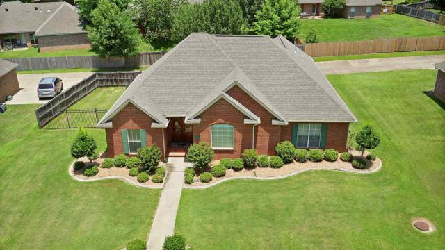 103 Arrow Dr, Clinton, MS 39056 (MLS #308975) :: RE/MAX Alliance