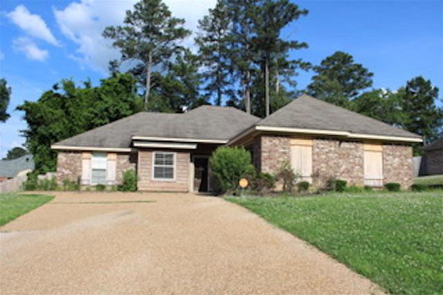 524 Glensview Dr, Brandon, MS 39047 (MLS #309296) :: RE/MAX Alliance