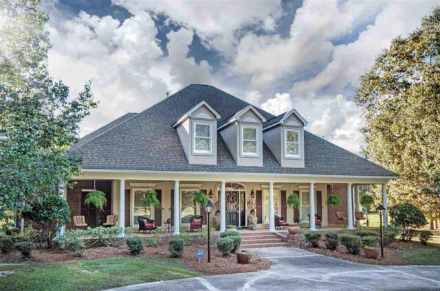 207 Lake Terrace Pl, Brandon, MS 39047 (MLS #309721) :: RE/MAX Alliance
