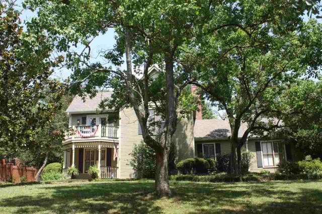 1755 Plantation Blvd, Jackson, MS 39211 (MLS #309780) :: RE/MAX Alliance