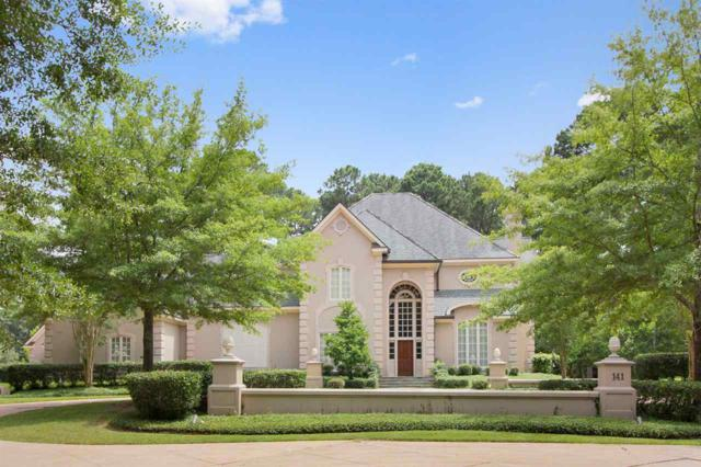 141 Chantilly Dr, Madison, MS 39110 (MLS #309871) :: RE/MAX Alliance