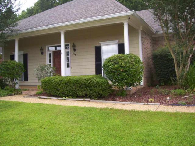 516 Eastside Cv, Brandon, MS 39047 (MLS #311489) :: RE/MAX Alliance