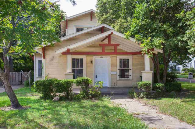 101 Jackson Ave, Yazoo City, MS 39194 (MLS #311866) :: RE/MAX Alliance