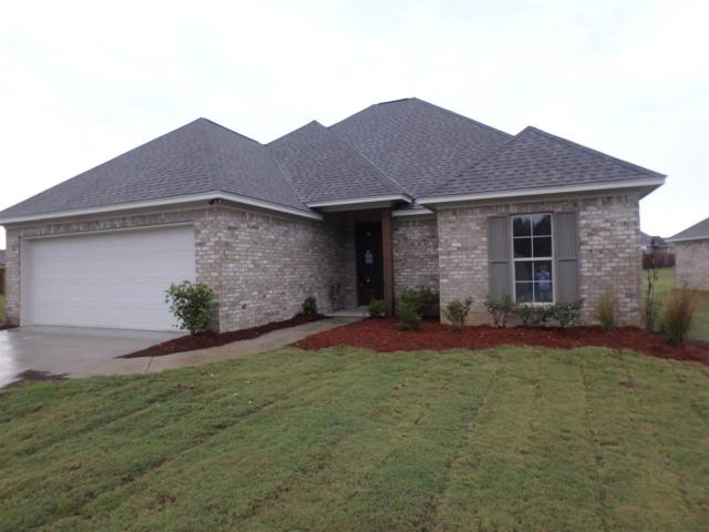 127 Woodscape Dr Lot 72, Canton, MS 39110 (MLS #311920) :: RE/MAX Alliance