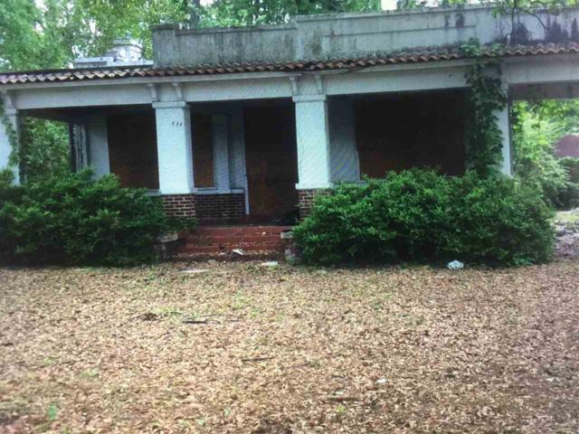 139 Ford Ave, Jackson, MS 39209 (MLS #311921) :: RE/MAX Alliance