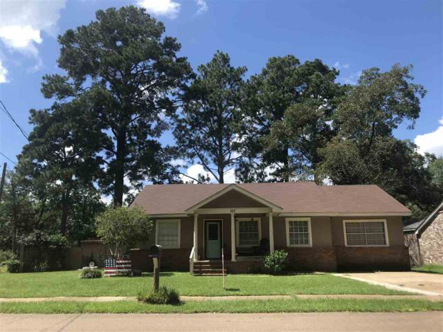 107 Center St, Crystal Springs, MS 39059 (MLS #312535) :: RE/MAX Alliance