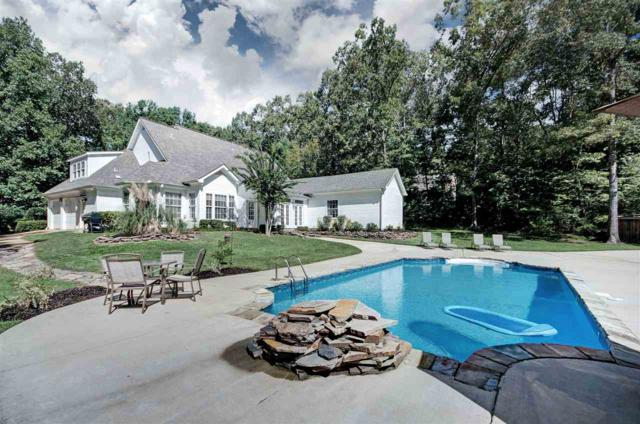 22 Lakeview Dr, Raymond, MS 39154 (MLS #312845) :: RE/MAX Alliance