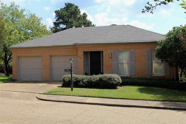 246 Park Lane Pl, Jackson, MS 39211 (MLS #313621) :: RE/MAX Alliance