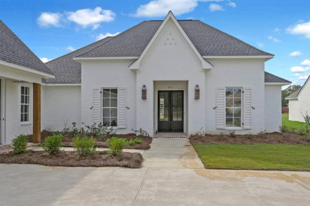 211 First Colony Blvd, Madison, MS 39110 (MLS #314092) :: RE/MAX Alliance