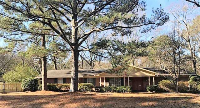 1055 Briarfield Rd, Jackson, MS 39211 (MLS #315789) :: RE/MAX Alliance