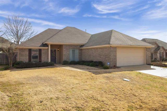 947 Clubhouse Dr, Pearl, MS 39208 (MLS #316374) :: RE/MAX Alliance