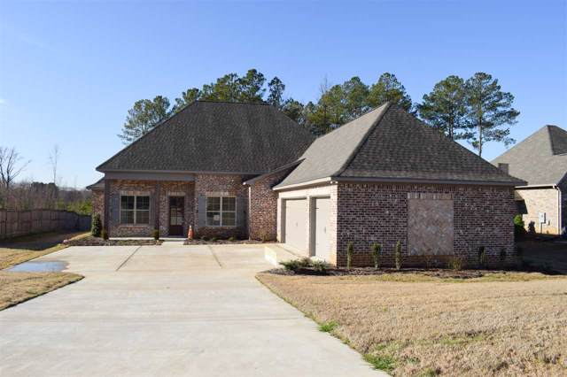 123 Freeland Ln, Clinton, MS 39056 (MLS #320584) :: Exit Southern Realty
