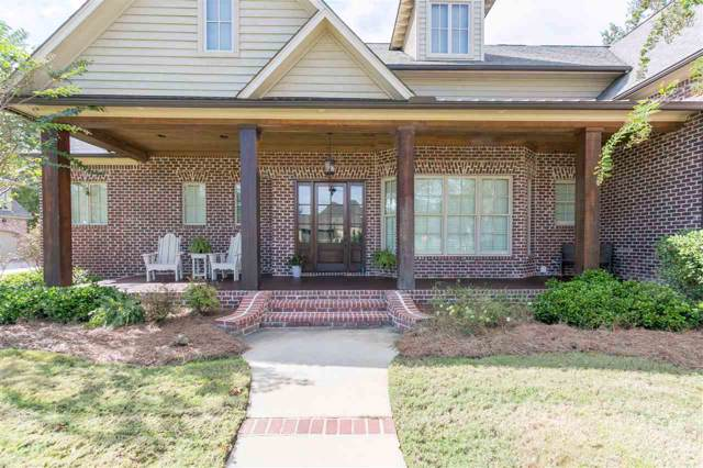 163 Green Glades Dr, Ridgeland, MS 39157 (MLS #321376) :: RE/MAX Alliance