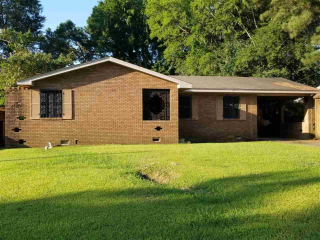 941 Berwood Dr, Jackson, MS 39206 (MLS #322405) :: Three Rivers Real Estate
