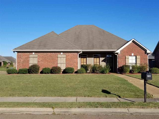901 Frisky Dr, Brandon, MS 39047 (MLS #324975) :: List For Less MS