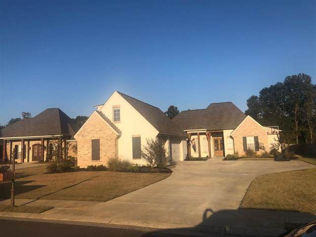 130 Colony Pl, Madison, MS 39110 (MLS #325145) :: RE/MAX Alliance
