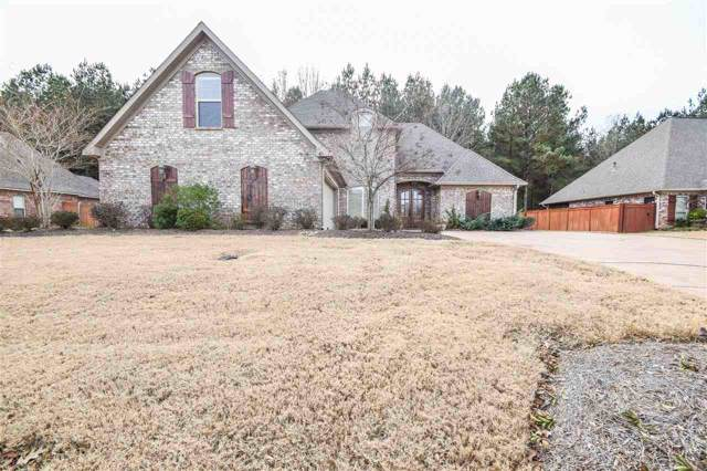 446 Edgewood Crossing, Brandon, MS 39042 (MLS #326117) :: RE/MAX Alliance