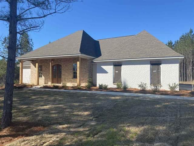 759 Clover Ridge Way, Brandon, MS 39047 (MLS #326566) :: RE/MAX Alliance