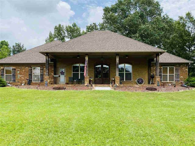316 Lakeover Pl, Terry, MS 39170 (MLS #326738) :: Mississippi United Realty