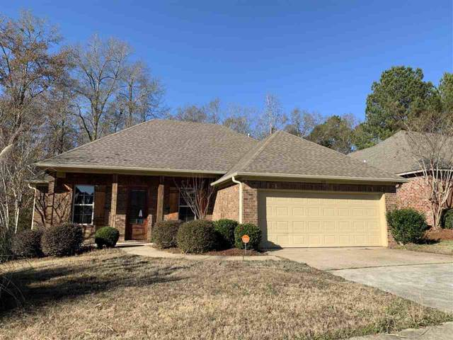 417 Silver Hill Dr, Pearl, MS 39208 (MLS #326796) :: Mississippi United Realty