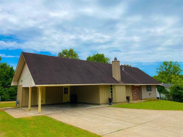 1708 Moonmist Dr, Yazoo City, MS 39194 (MLS #326818) :: Mississippi United Realty
