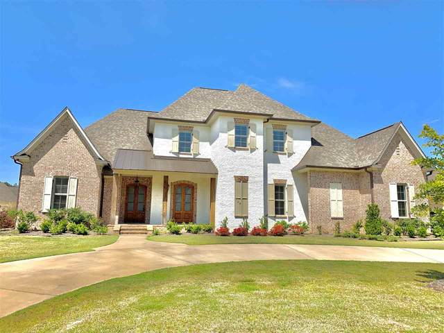 128 Carrington Dr, Madison, MS 39110 (MLS #327247) :: List For Less MS