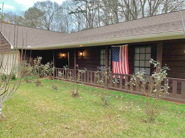 163 Woodgate Dr, Brandon, MS 39042 (MLS #327434) :: RE/MAX Alliance
