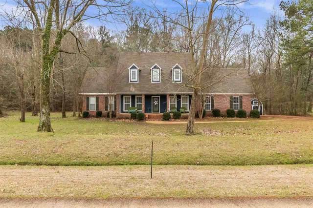 109 Stratford Dr, Brandon, MS 39042 (MLS #327491) :: Three Rivers Real Estate