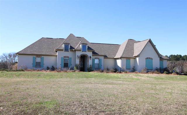 605 Three Prong Rd, Brandon, MS 39047 (MLS #327745) :: RE/MAX Alliance