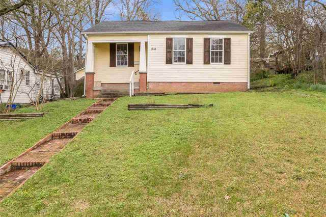 1046 Whitworth St, Jackson, MS 39202 (MLS #327784) :: RE/MAX Alliance