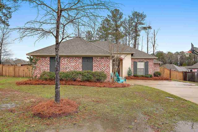 902 Timberton Dr, Pearl, MS 39208 (MLS #328082) :: RE/MAX Alliance